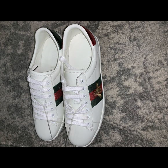 cf17c5e15 Gucci Shoes | Authentic Ace Embroidered Sneaker | Poshmark